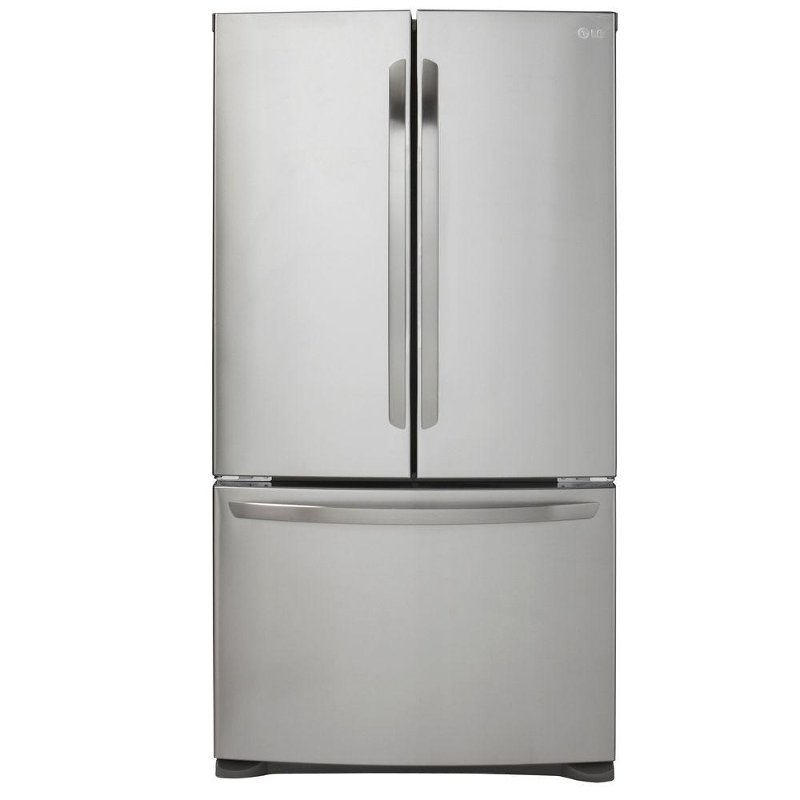 Lg French Door Refrigerator Energy Star 174 36 Inch Counter