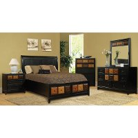 6PCB175APTHCARY66 PCH Marketing 6-Piece King Bedroom Set