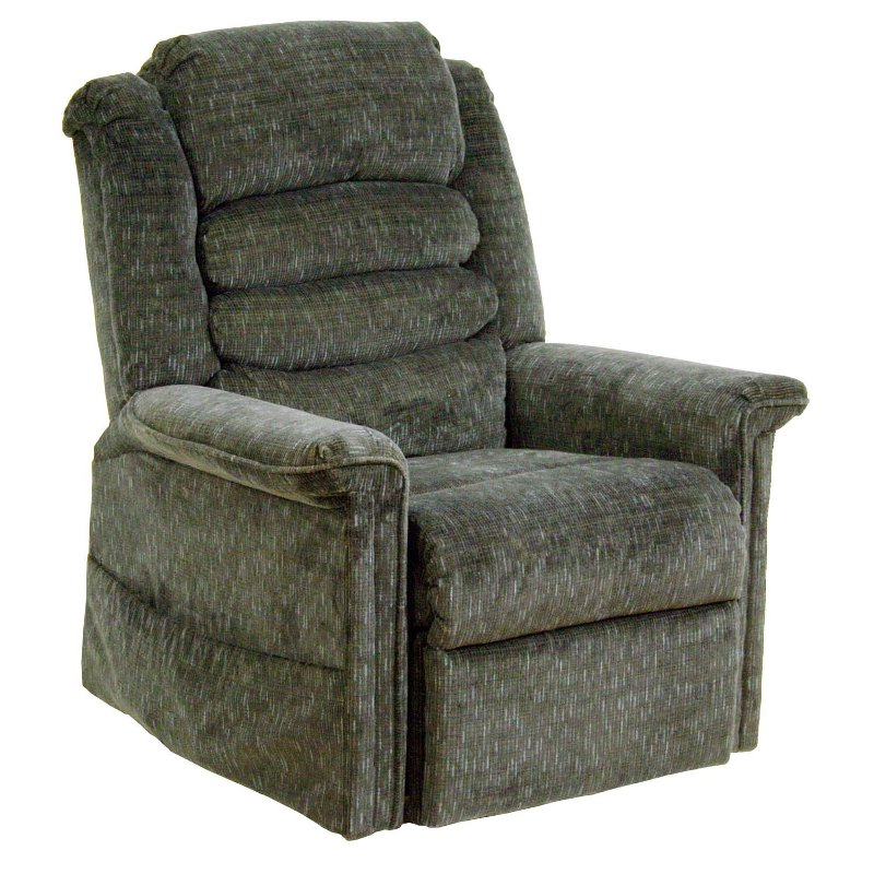 """Soother 36"""" Woodland Upholstered Power Lift Recliner"""