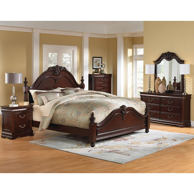 Westchester 6 Piece Cal King Bedroom Set