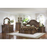 san mateo 6 piece queen bedroom set rc willey furniture store