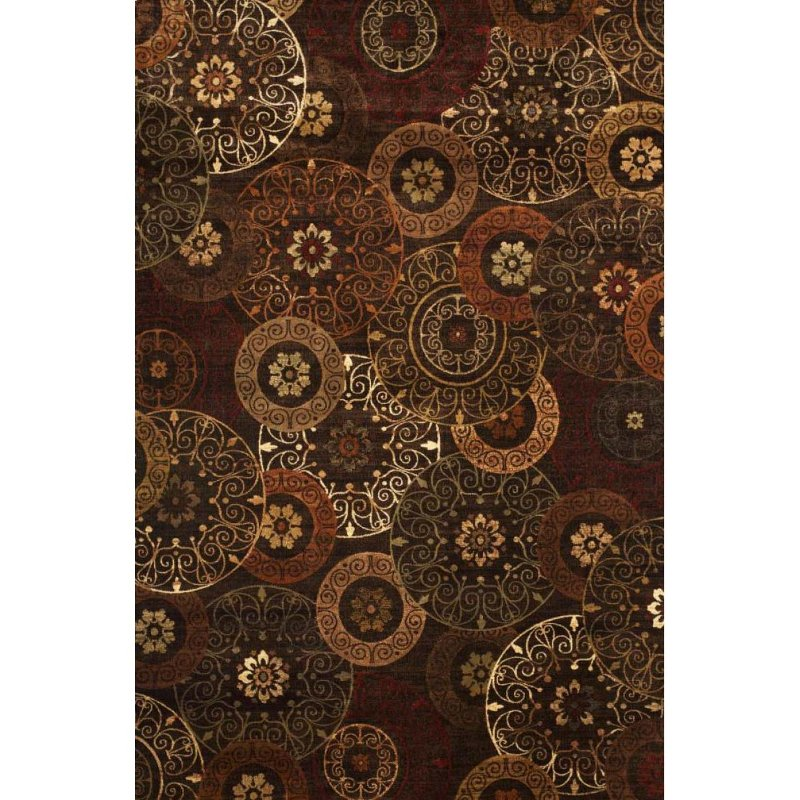 Red 8' X 11' Sonoma Area Rug