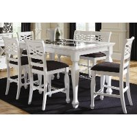 Najarian 5-Piece Counter Height Dining Set