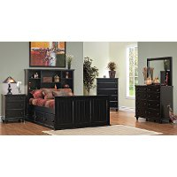 john boyd 7 piece full bedroom set rc willey furniture store