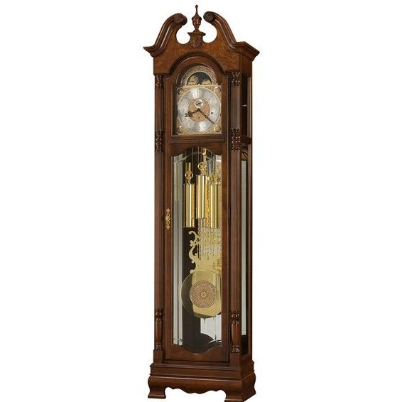 Rc Willey Boise Idaho: Baldwin Cherry Floor Clock