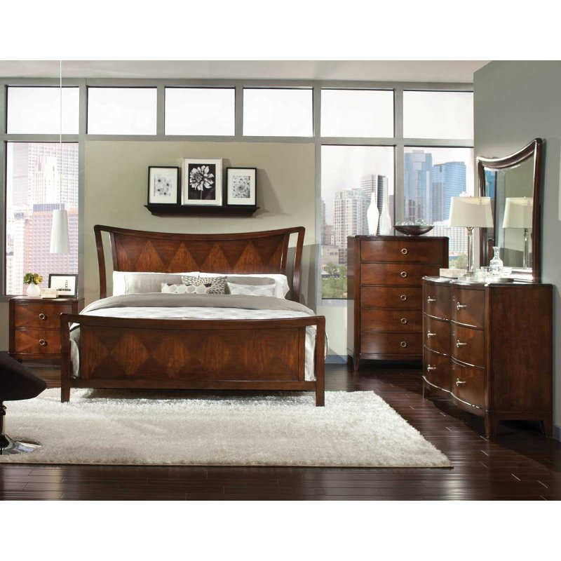 furniture 6 piece king bedroom set rcwilley image1