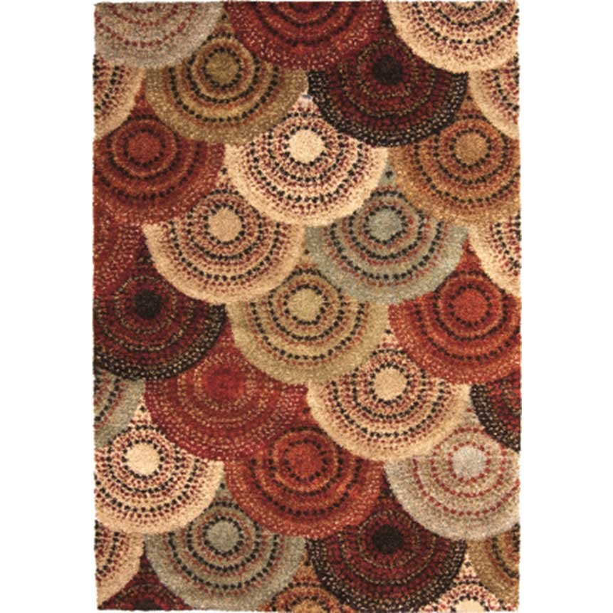 8 X 11 Large Rust Area Rug Wild Weave Rc Willey Furniture Store