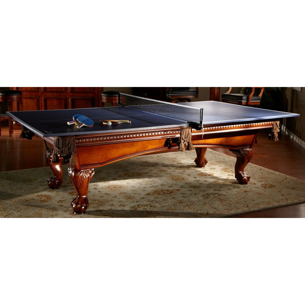 ping pong conversion kit rc willey furniture store. Black Bedroom Furniture Sets. Home Design Ideas