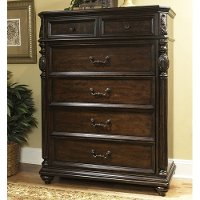 Chateau Marmont Fairmont Chest of Drawers