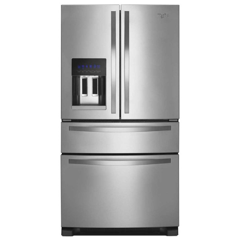 Whirlpool 25 Cu Ft 36 French Door Refrigerator