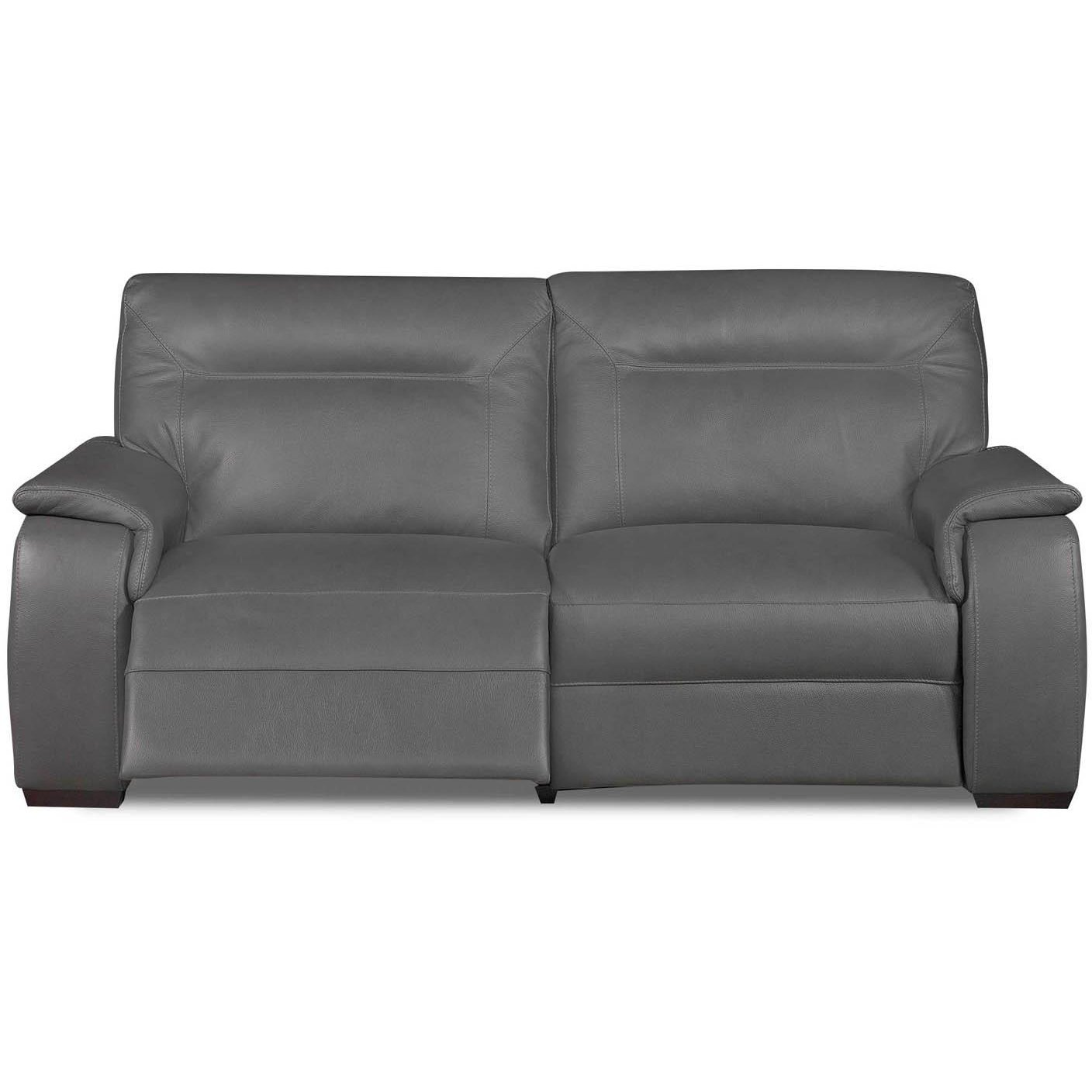 Leather power reclining sofa and loveseat Power reclining sofas and loveseats