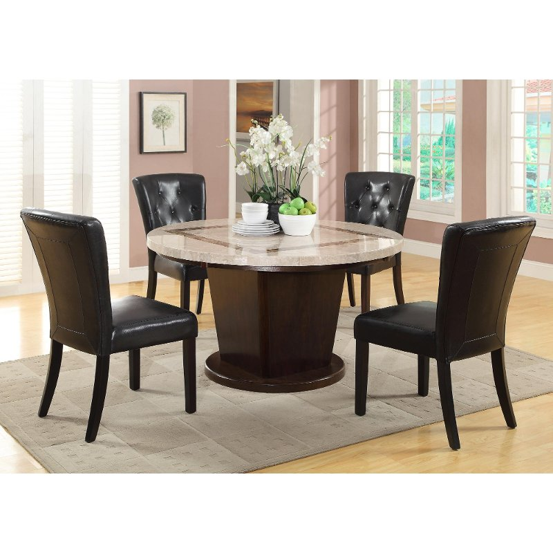 Montreal 5 Piece Round Dining Set : Montreal 5 Piece Round Dining Set rcwilley image1800 from www.rcwilley.com size 800 x 800 jpeg 76kB