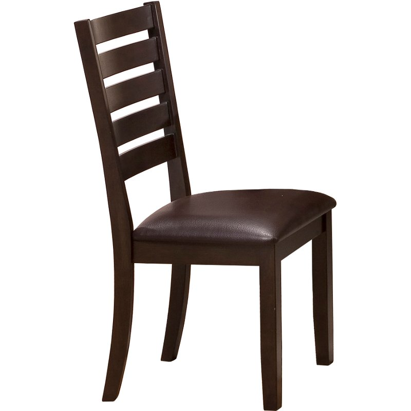 Shop Dining Room Chairs: Brown Dining Room Chair - Elliott