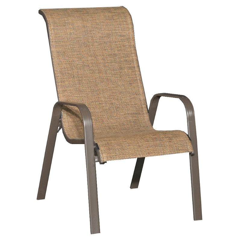 Genial Outdoor Patio Dining Chair   Mayfield