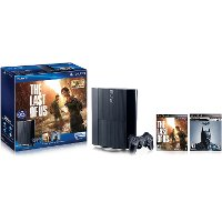 300074 PS3 The Last Of Us & Batman: Arkham Origins Bundle