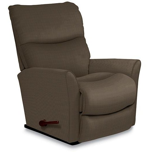 Rc Willey Outlet Center Now Closed: Sable Reclina-Rocker Manual Recliner - Rowan