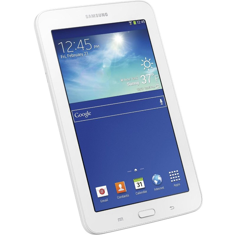 samsung galaxy tab 3 lite 7 0 8gb wi fi white rcwilley image1. Black Bedroom Furniture Sets. Home Design Ideas