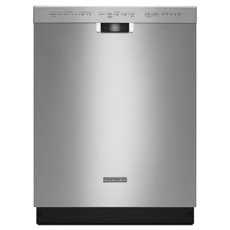Kitchenaid Stainless Steel 6 Cycle Dishwasher Rc Willey