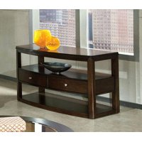 Console table spencer rc willey furniture store for Sofa table rc willey