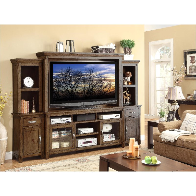 living room entertainment centers wall units modern wall units. Black Bedroom Furniture Sets. Home Design Ideas