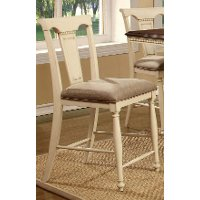 Arcadia Bisque Counter Stool Rc Willey Furniture Store