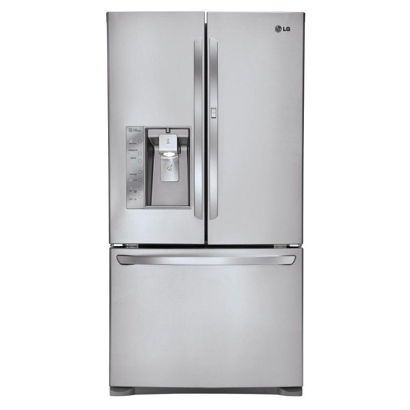 Lg 29 Cu Ft 36 French Door Refrigerator Rcwilley Image1