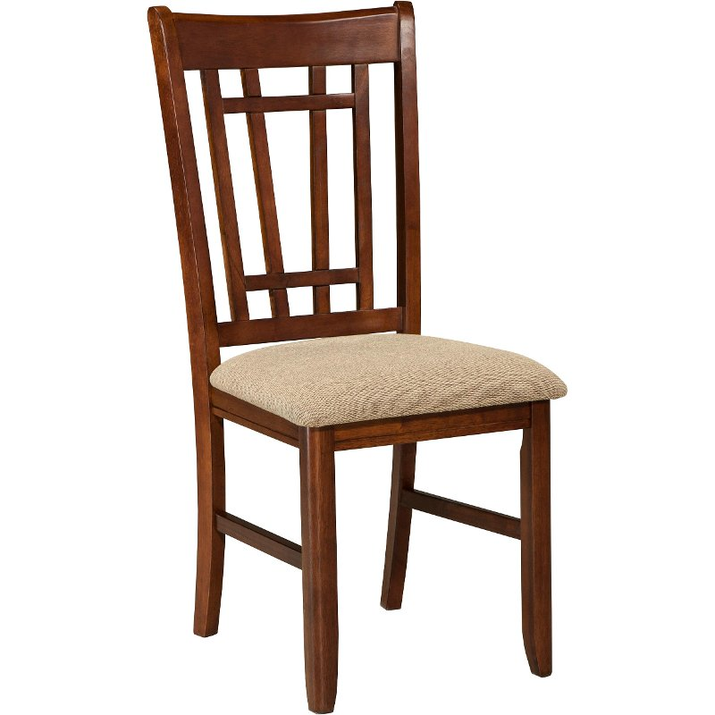 Dark Brown Dining Room Chair - Mission