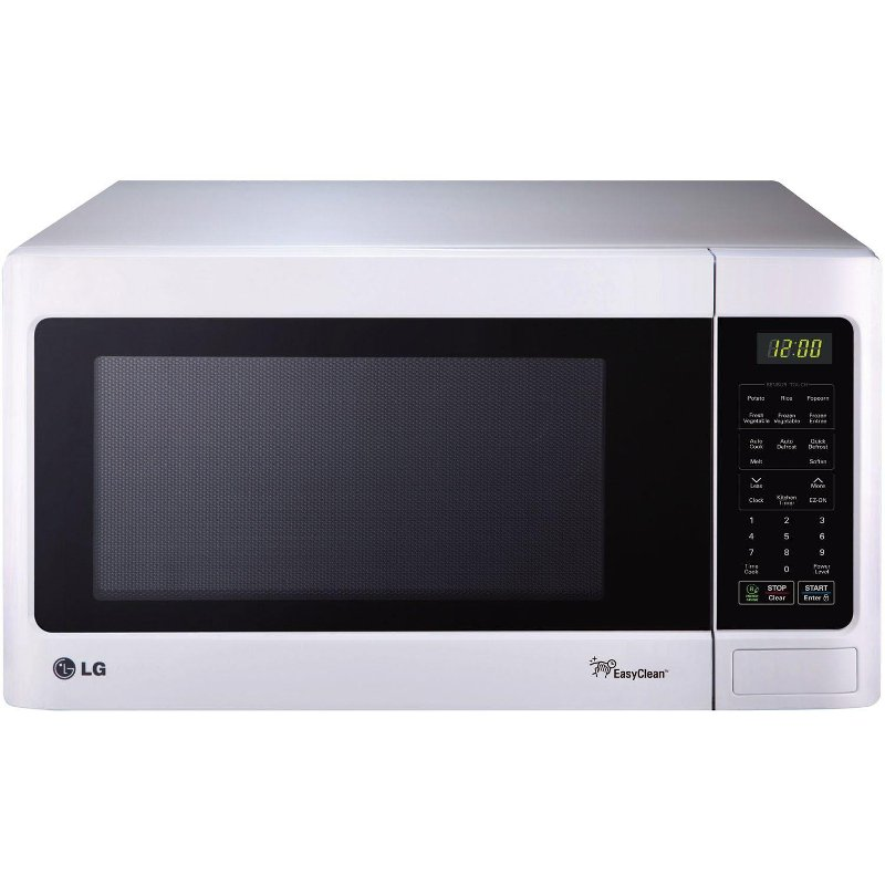 Lg Countertop Microwave With Pizza Oven : LG 1.5 cu.ft. Countertop Microwave Oven