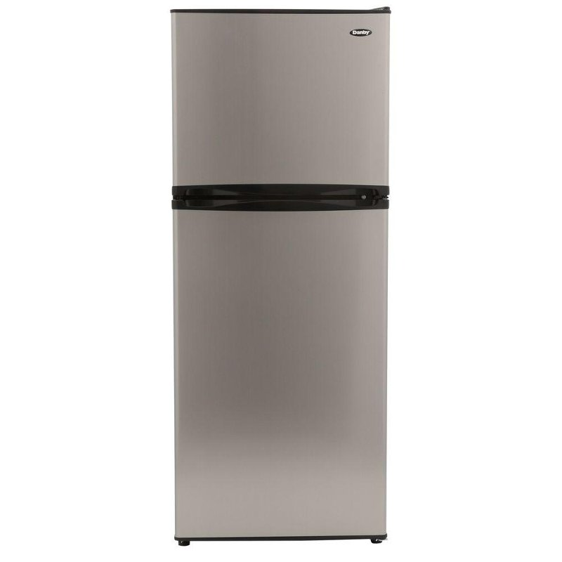 Danby Stainless Steel Refrigerator - 24 Inch