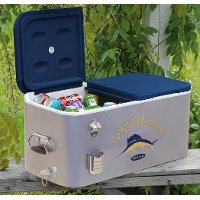 Tommy Bahama Rolling Cooler Rc Willey Furniture Store
