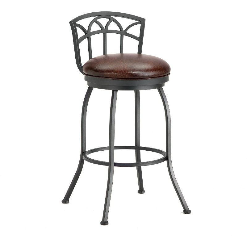 Fiesole Low Back Counter Height Stool Rc Willey