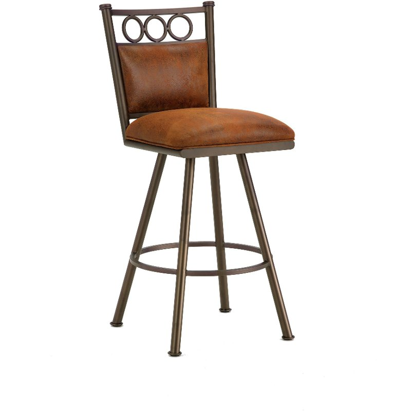 Waterson 30 Inch Swivel Bar Stool Rc Willey Furniture Store