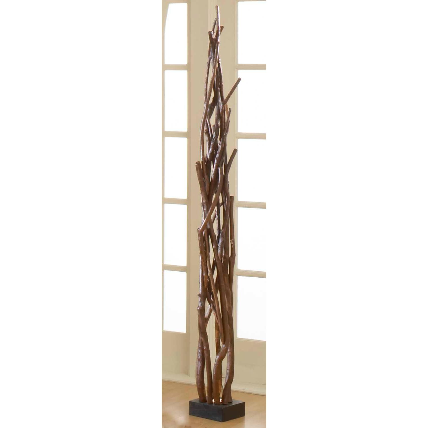 Awesome Antares Woodlands Branch Floor Lamp