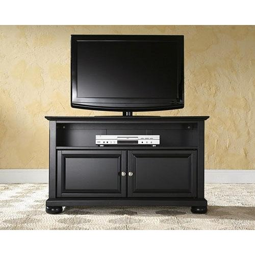 Black 42 Inch Tv Stand Alexandria Rc Willey Furniture Store
