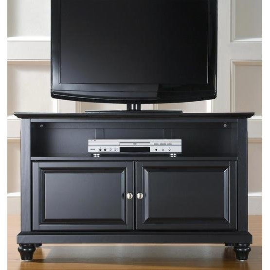 Black 42 Inch Tv Stand Cambridge Rc Willey Furniture Store