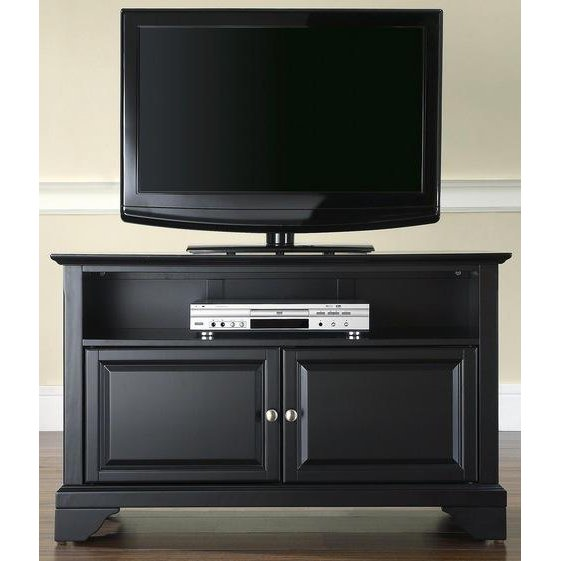 Black 42 Inch Tv Stand Lafayette Rc Willey Furniture Store