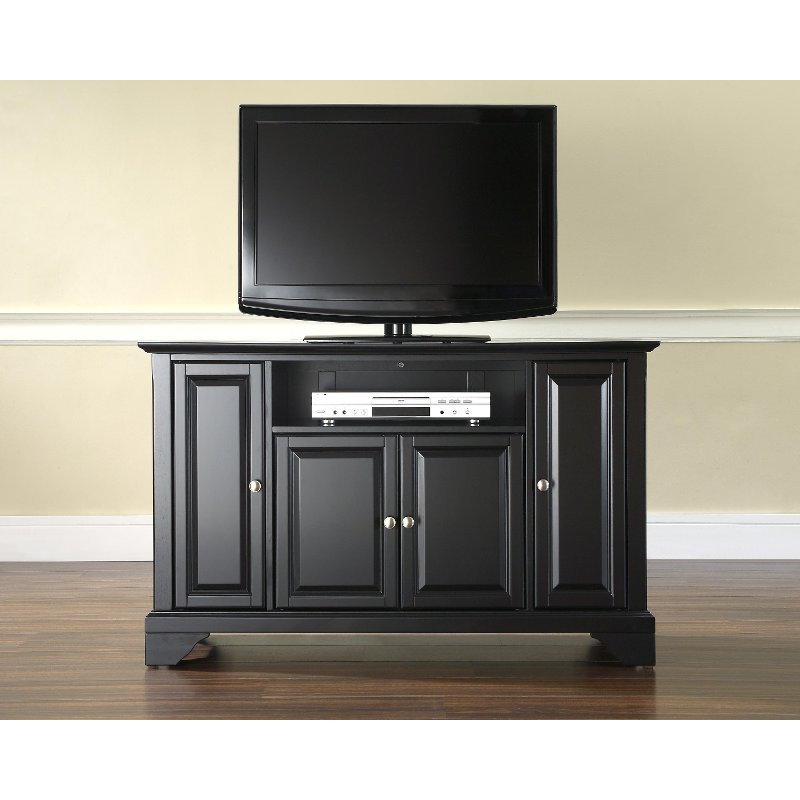 Black 48 Inch Tv Stand Lafayette Rc Willey Furniture Store