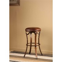 Kelford Backless Swivel Counter Stool Rc Willey