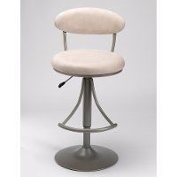 Venus Swivel Adjustable Bar Stool Rc Willey Furniture Store