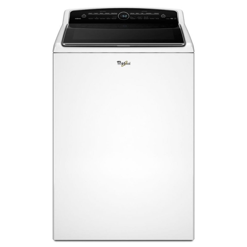 Whirlpool 5.3 cu. ft. Washer - White | RC Willey Furniture Store