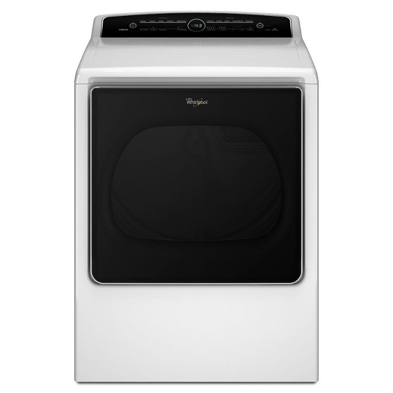 Rc Willey Dryer: Whirlpool Electric Dryer - 8.8 Cu. Ft. White