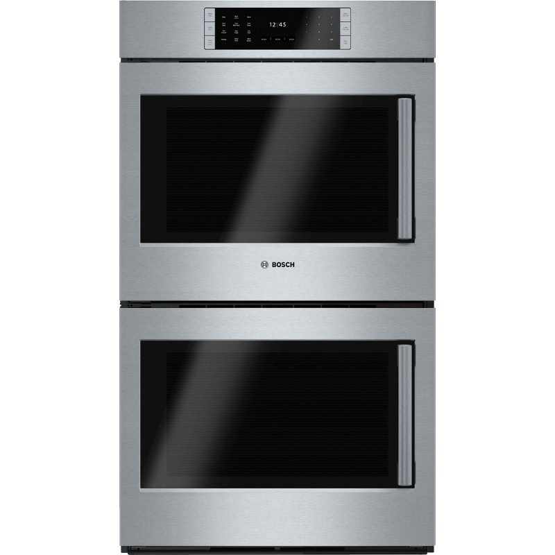 Bosch 30 Inch Convection Double Wall Oven With Right Side Handle