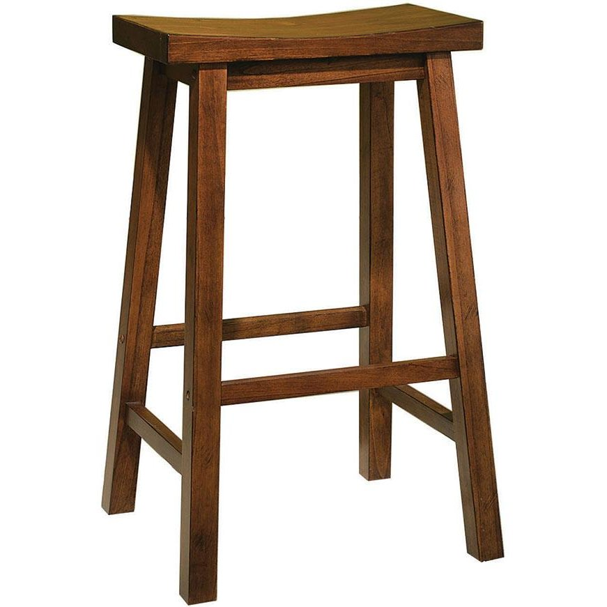 Honey Brown Bar Stool Rc Willey Furniture Store