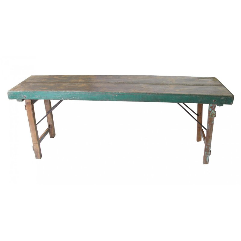Small Furniture Stores: Small Vintage Wood Wedding Table