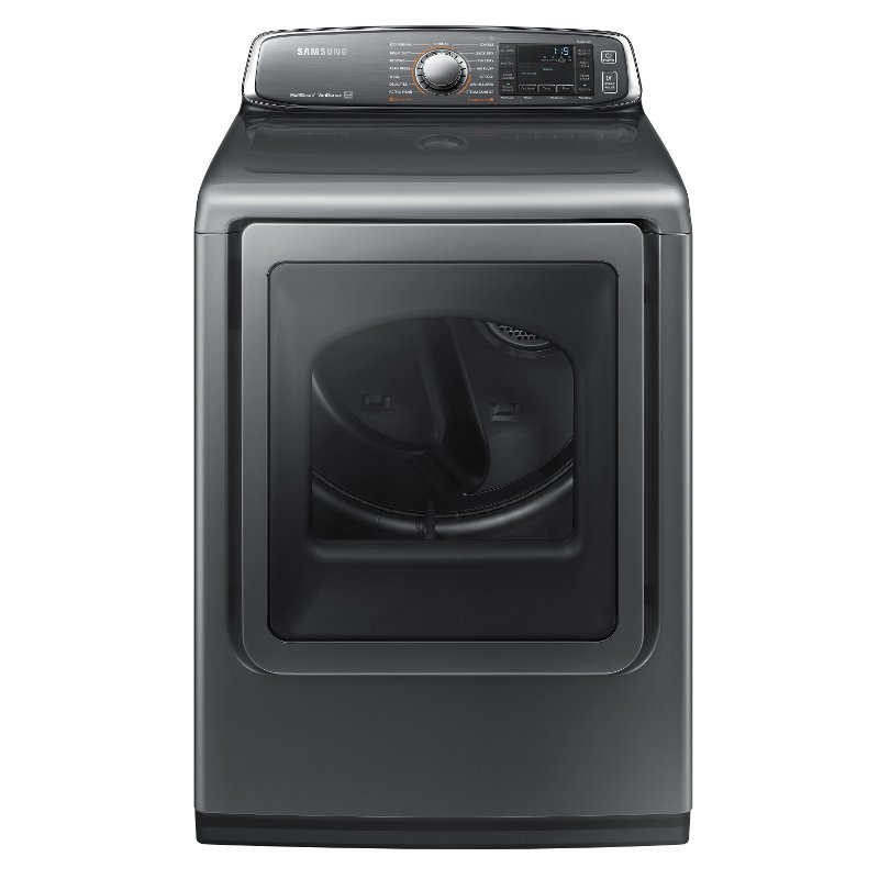 Rc Willey Dryer: Samsung Stainless Platinum 7.4 Cu. Ft. Large Capacity