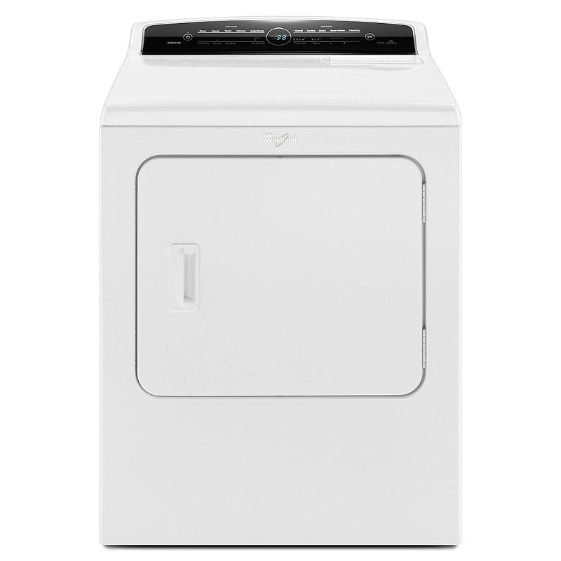 Rc Willey Dryer: Whirlpool 7.0 Cu. Ft. Front Load Electric Dryer