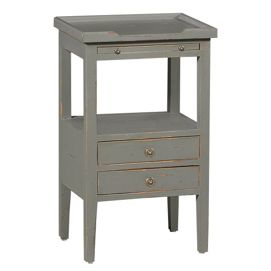 distressed accent table 80 console slate gray distressed accent table aries rc willey furniture store