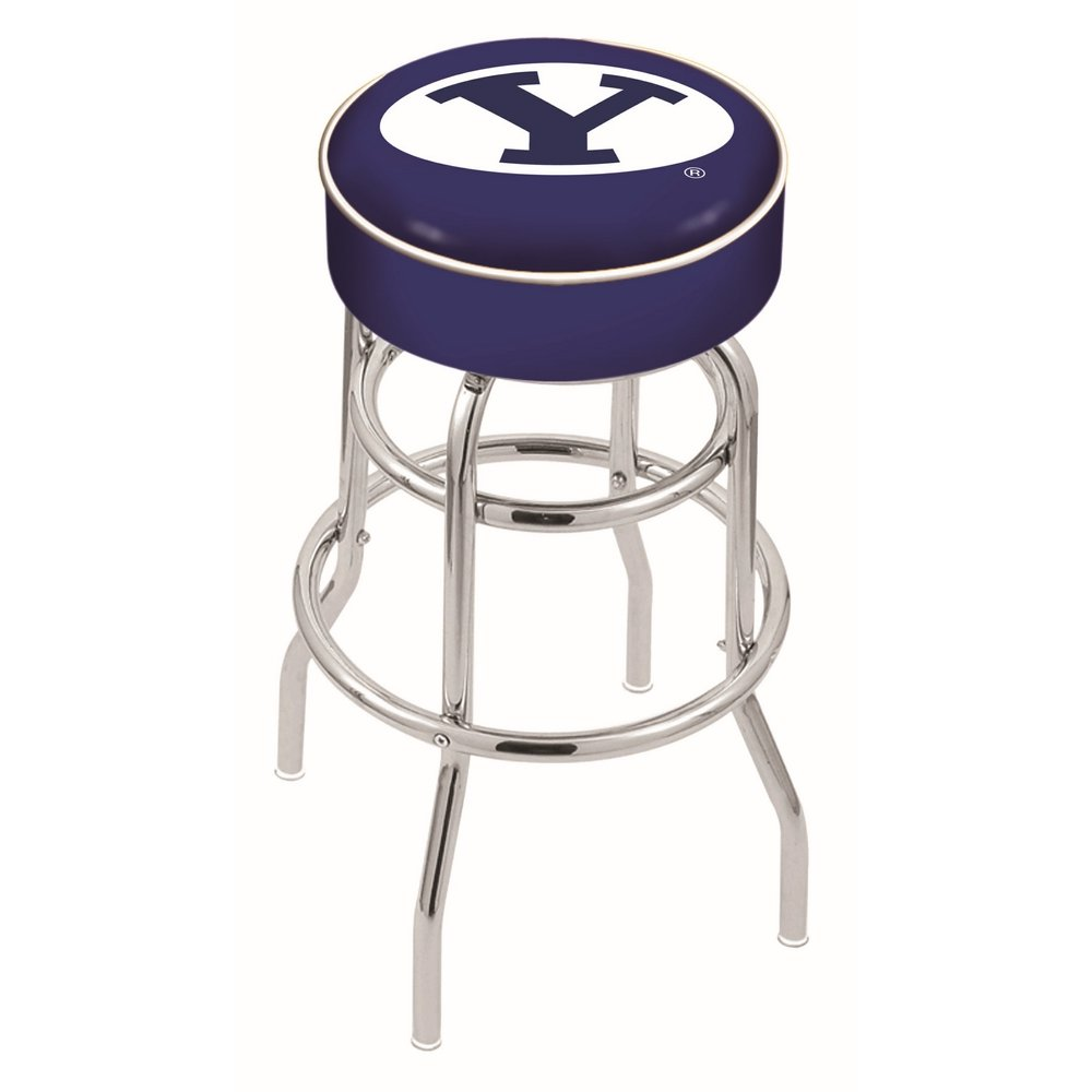 25 Inch Double Ring Counter Height Stool Byu Rc Willey Furniture