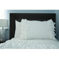 Beddy's Twin Chic White Bedding Collection