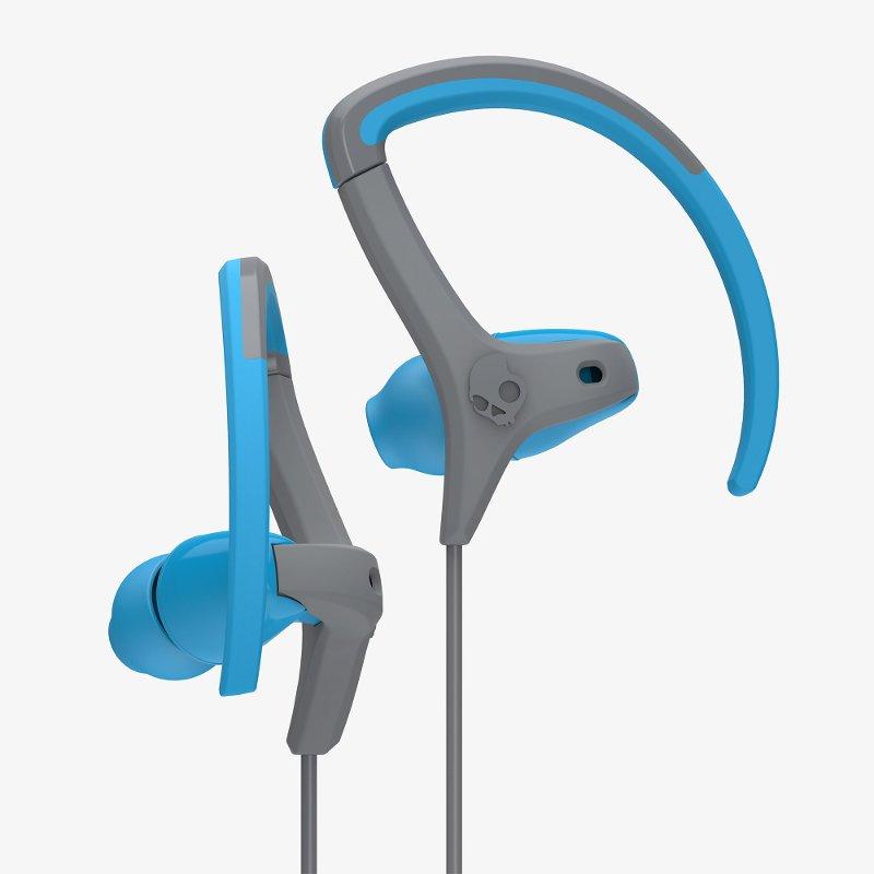 Rc Willey Sports: Skullcandy Chops In-Ear Sport Earbuds - Blue